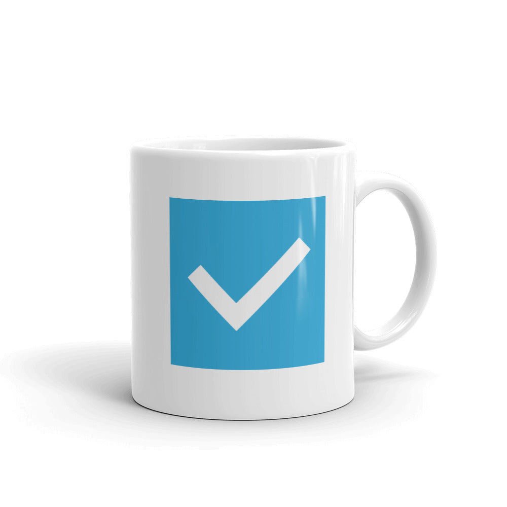 Checkbox (Done) Mug
