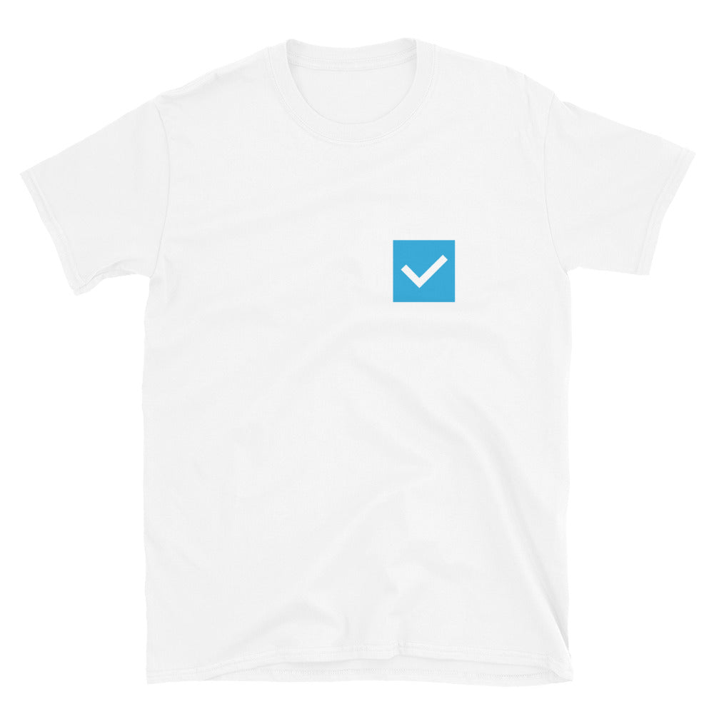 Checkbox (Done) Block T-Shirt