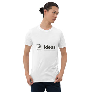 Ideas Page Block T-Shirt