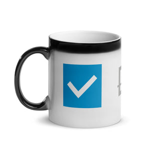 Checkbox (Done) Magic Mug