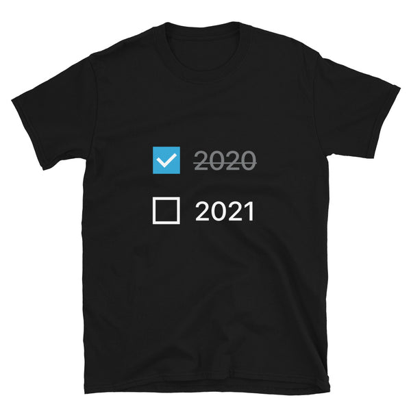 2020-21 Checkbox Block T-Shirt