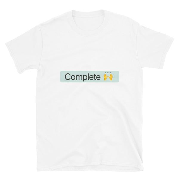 'Complete' Tag T-Shirt