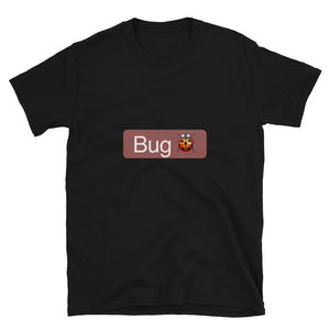 'Bug' Tag T-Shirt