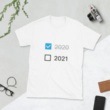 Load image into Gallery viewer, 2020-21 Checkbox Block T-Shirt