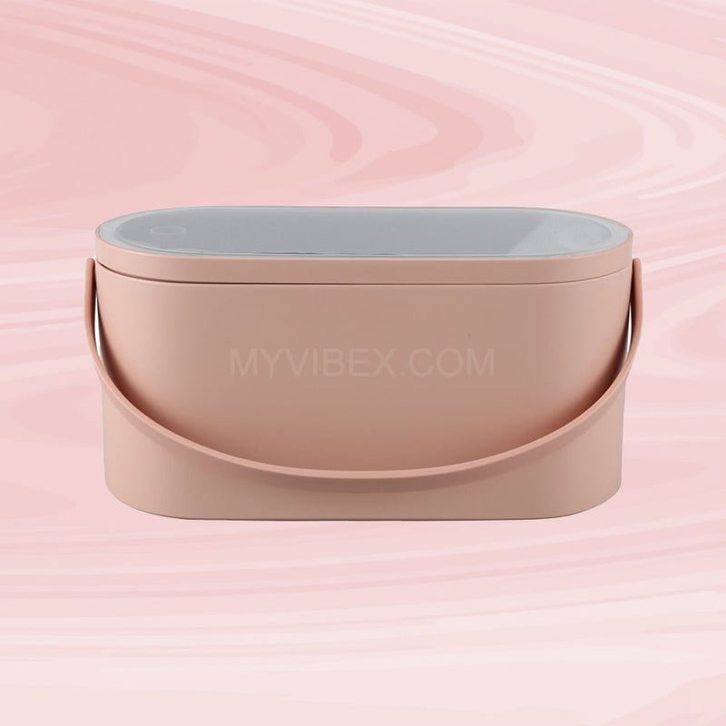 MyVibex™ Portable LED Makeup Organizer - MyVibex