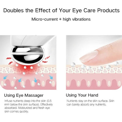 MyVibex™ Electric Eye Massager - MyVibex