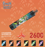 Load image into Gallery viewer, RandM Dazzle Pro Led Light Glowing Disposable Vape Pod Device Wholesale(2600 Puffs)