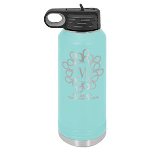 32oz Waterbottle Custom Engraved