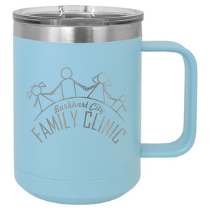 15oz Coffee Mug Custom Engraved
