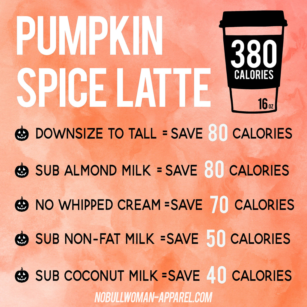 Pumpkin Spice Latte Health Hacks