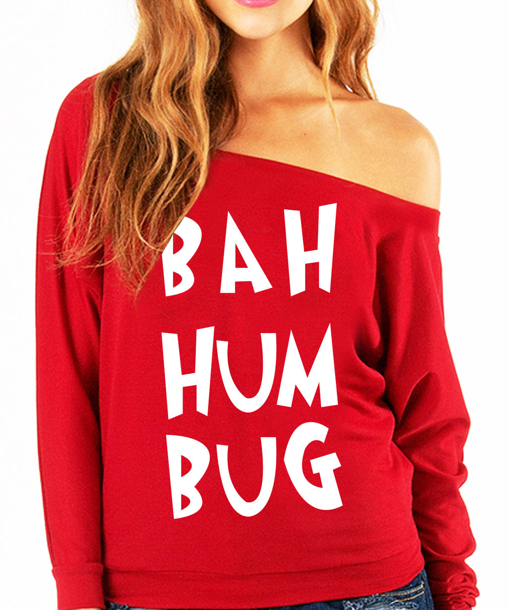 BAH HUM BUG CHRISTMAS Sweater