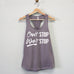 Can't Stop Won't Stop Tank Top - Pick Style