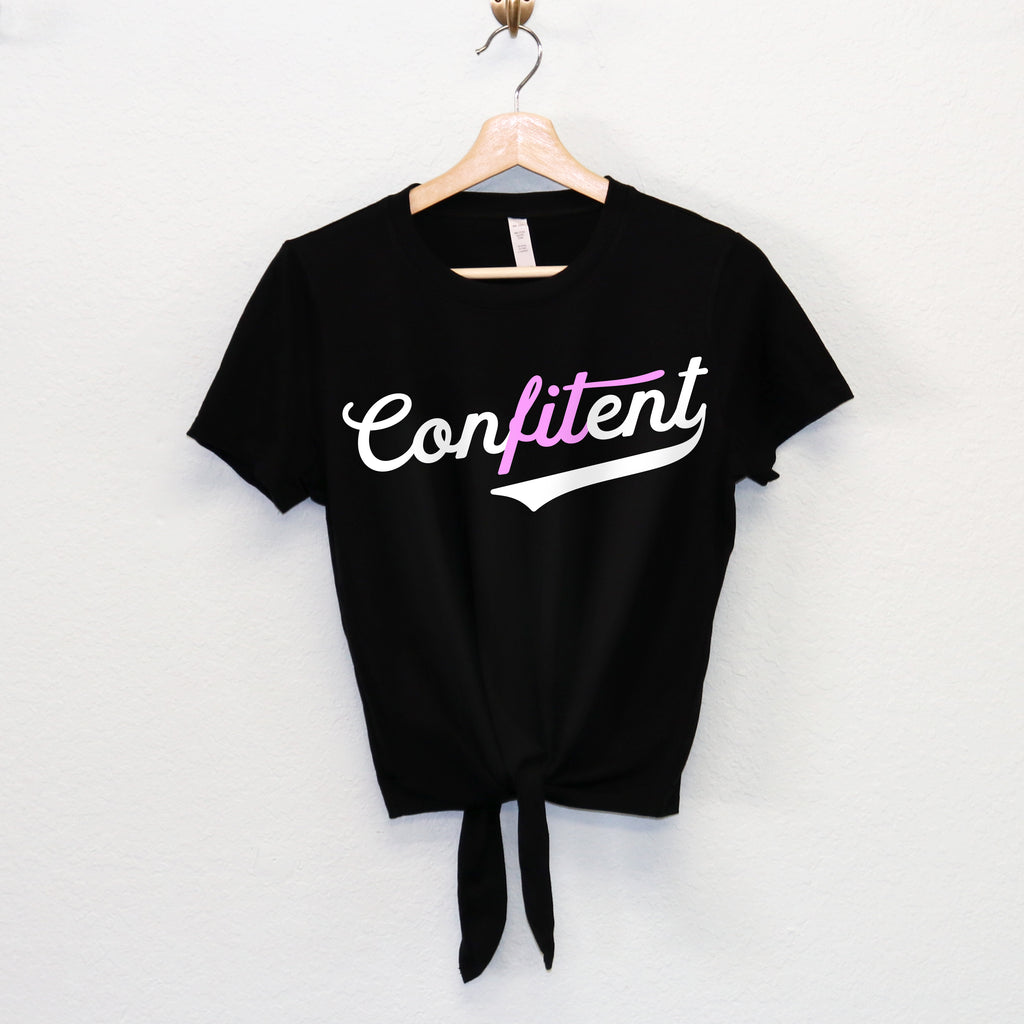 ConFITent Shirt or Tank Top - Pick Style