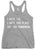 Fitness Class Tank Top Heather Gray