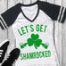 Let's Get Shamrocked Drinking Team Jersey