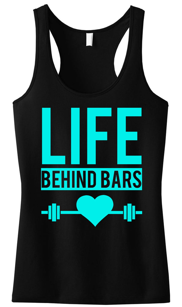 LIFE Behind Bars Workout Tank Top