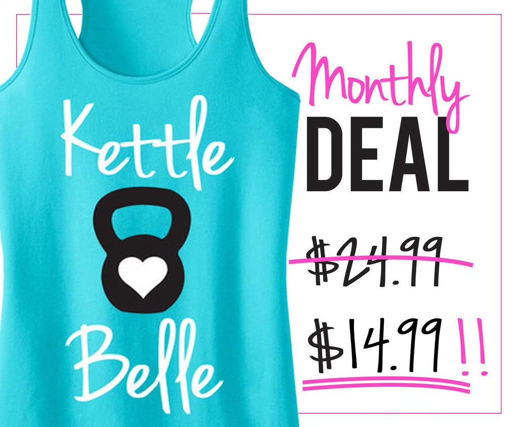 MONTHLY DEAL Kettle Belle Tank Top