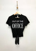 Out of the Office Vacation Shirt - Pick Style