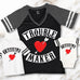 MOMMY & ME Trouble Maker & Trouble Shirts for Mom Baby and Kids