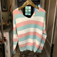 Load image into Gallery viewer, Hadley Striped Sweater