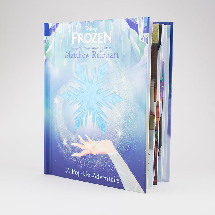 Frozen Pop-Up Adventure Hardcover