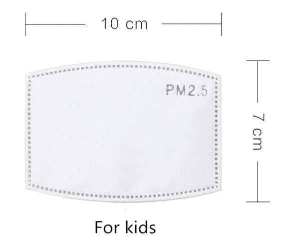 Replacement N95 Filter For New Child Face Mask