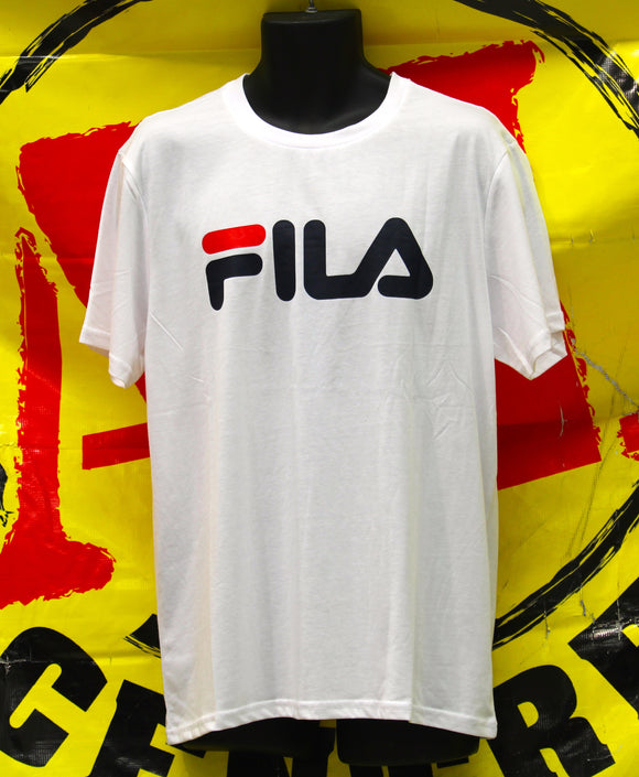 Fila T-Shirt | White