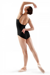 Body con bretelle-L5607-Bloch