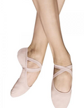 Mezza punta in tela-Performa-S0284L-Bloch