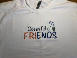 Nemo and Friends sweatshirt