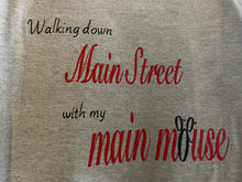 Load image into Gallery viewer, Walking down main street sweatshirt