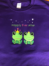 Load image into Gallery viewer, Hoppily Ever After t-shirt