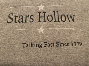 Stars hollow tshirt