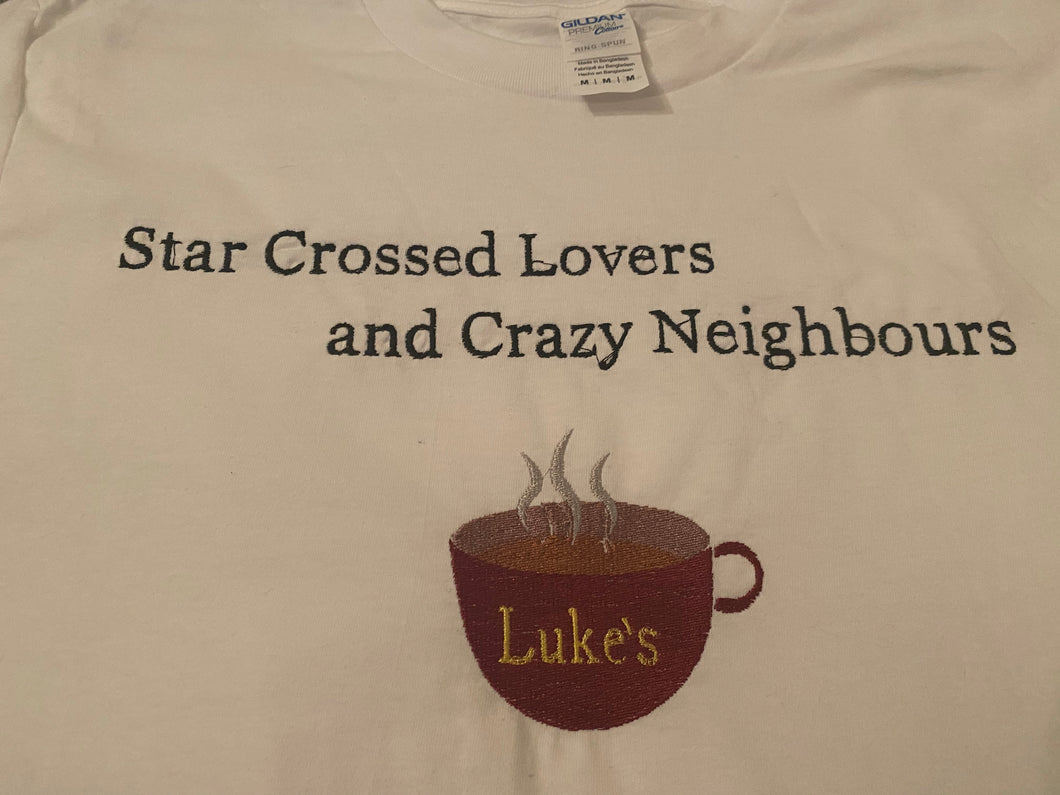 Star crossed lovers tshirt