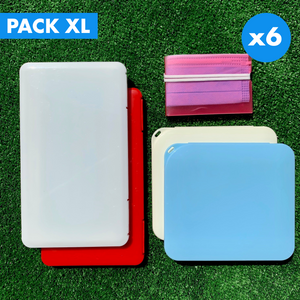 XL Pack - 10 mask cases