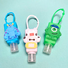 Load image into Gallery viewer, 3-pack - Travel size hand sanitizer bottle