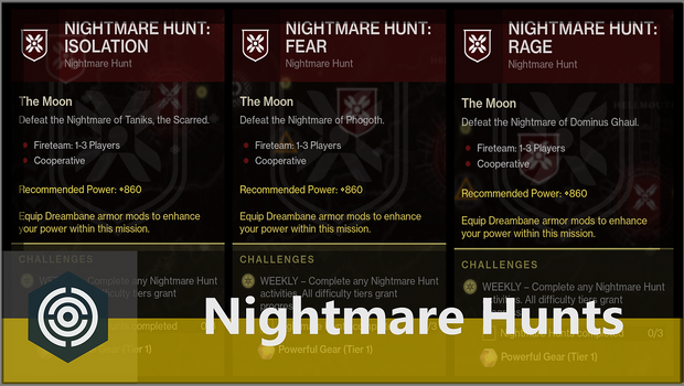 Nightmare Hunts
