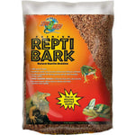 Zoo Med Premium Repti Bark Natural Reptile Bedding - 8 quarts