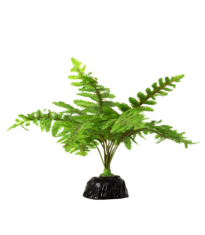 Reptizoo Artificial Terrarium Plant - Boston Fern