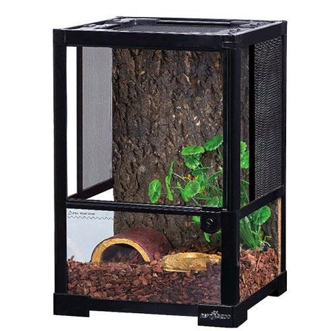 Reptizoo Reptile Knock Down Glass Terrarium 12x12x18