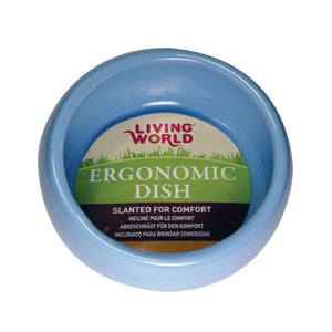 Living World Ergonomic Dish Sm