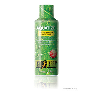 ExoTerra Aquatize Water Conditioner 4 oz