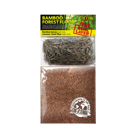 Exo Terra Natural Bamboo Forest Substrate 4QT
