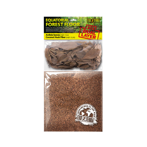 Exo Terra Equatorial Forest Substrate 4QT