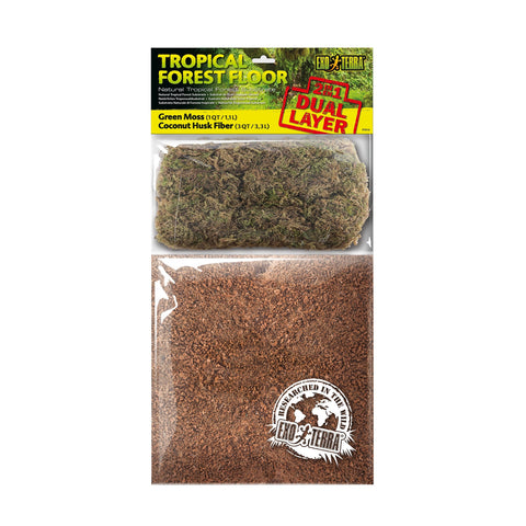 Exo Terra Tropical Forest Substrate 4QT