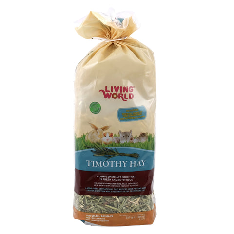 Living World Timothy Hay 20 oz