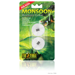 Monsoon Support Suction Cup for PT2495 2pc