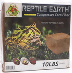 Reptile Earth Compressed Coco Fiber - 10lbs