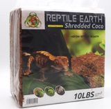 Reptile Earth Shredded Coco Chip Block - 10lbs