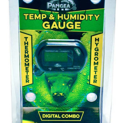 Pangea Temp & Humidity Gauge